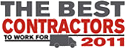 Best Contractor to Work For – 2011