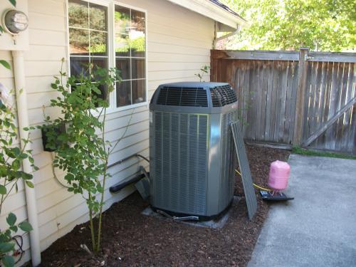 High Efficiency Heat Pump