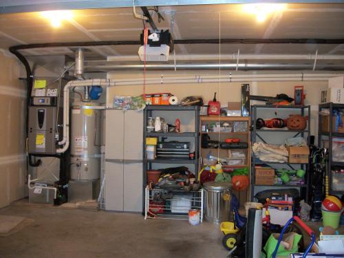 PVC furnace exhaust vent