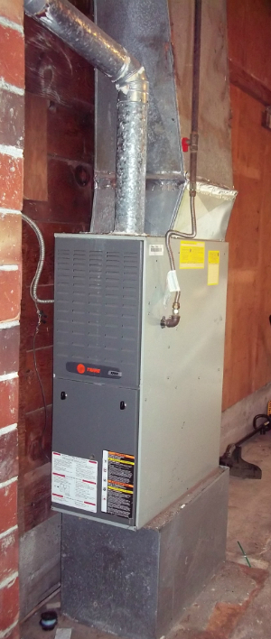 Install of the week variable speed gas furnace media filter jose and josh installed a new modulating variable speed furnace to improve comfort and energy efficiency they also installed a 4 media filter publicscrutiny Gallery