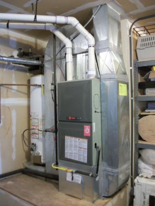 High efficiency furnace and duct sealing issaquah wa for Trane xv95 blower motor