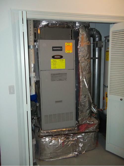old tempstar furnace
