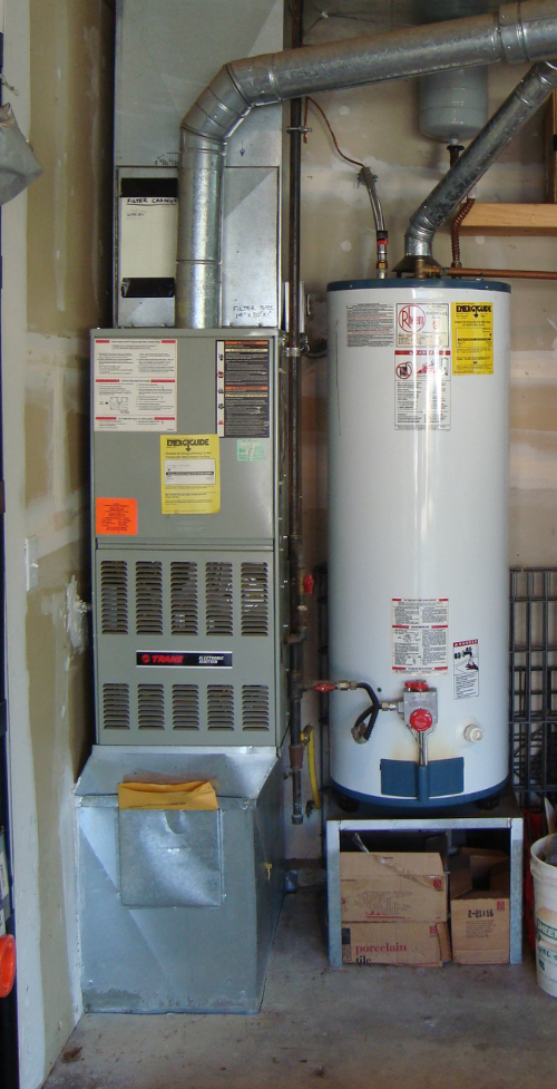 High Efficiency Gas Furnace Installation Maple Valley