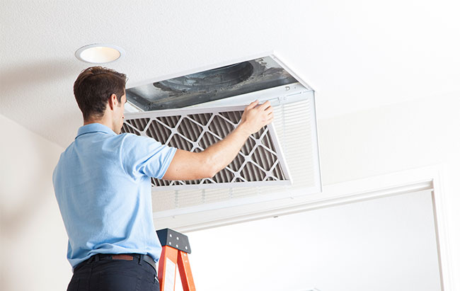 Change Air Filter >> 4 Reasons To Change Your Air Filter Regularly Belred